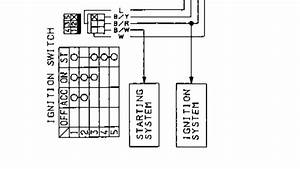 S13 Ignition Switch Wiring Diagram