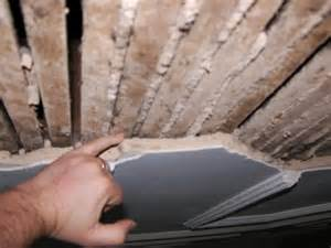 asbestos in plaster