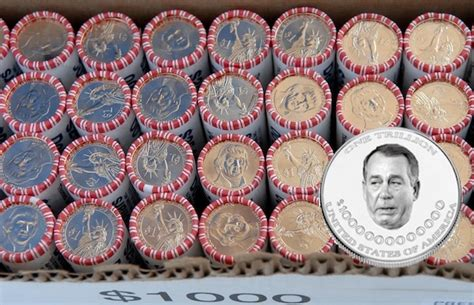 9 Faces For The $1 Trillion Platinum Coin | Talking Points ...