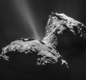 Comet 67P | Rosetta