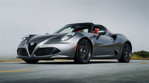 Review Alfa Romeo 4c Spider Wired