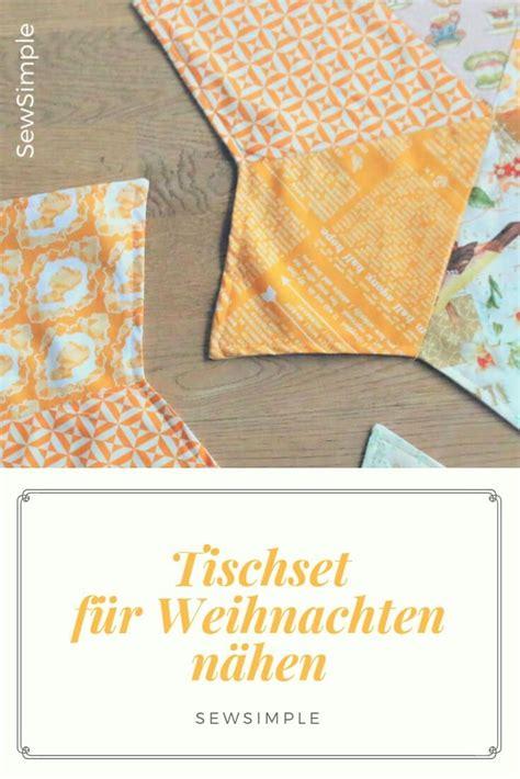 kettensä schnitzen für anfänger in sternform tischset f 252 r weihnachten n 228 hen weihnachten sewing sewing patterns und quilts