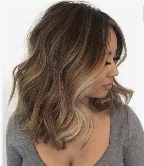 And Brown Highlights Hairstyles by 50 Fashionable Ideas For Brown Hair With Highlights