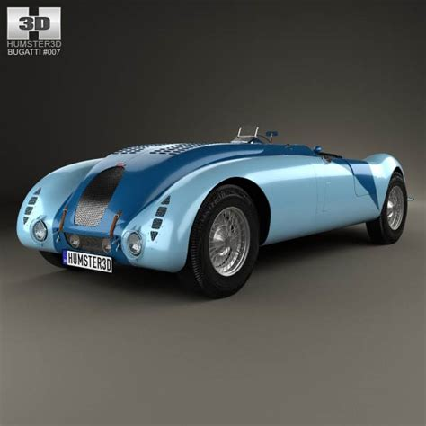 Bugatti introduced the legendary type 57 in 1934, laying the groundwork for some of its most iconic the type 57g took to the track in 1937, with an enclosed body that was quickly dubbed the tank. Bugatti Type 57G Tank 1936 3D model for Download in various formats