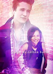 Will And Christina Divergent Fancast Art by itsmichelee on ...