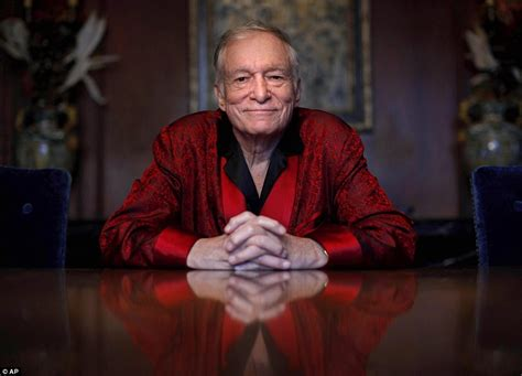 Hugh Hefner's wife Crystal was 'not at side when he died ...