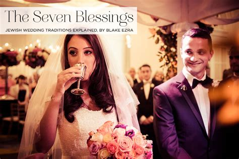 Jewish Wedding Traditions Explained Archives