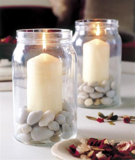 Candle Decorating With Glasses by 15 Table Decorating Ideas With Candles Light Your Home