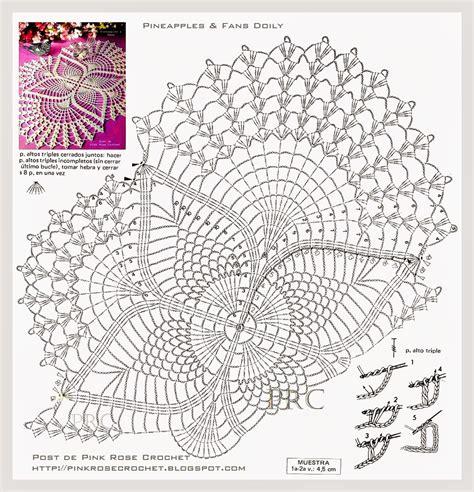 le monde du crochet napperons crochet