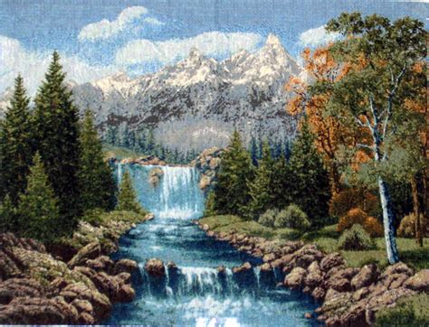 Mountain Tapestries & Wood Scene Tapestry Wall Hangings