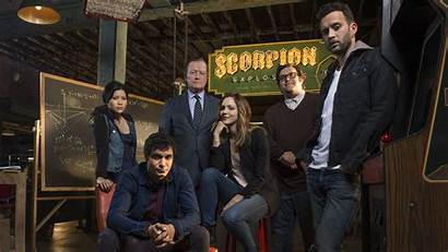 Scorpion Tv Wallpapers Shows Backgrounds 4k