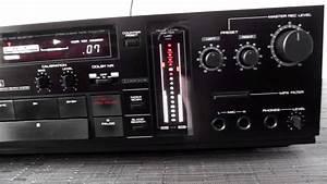 Kenwood Kx-880g Stereo Cassette Deck