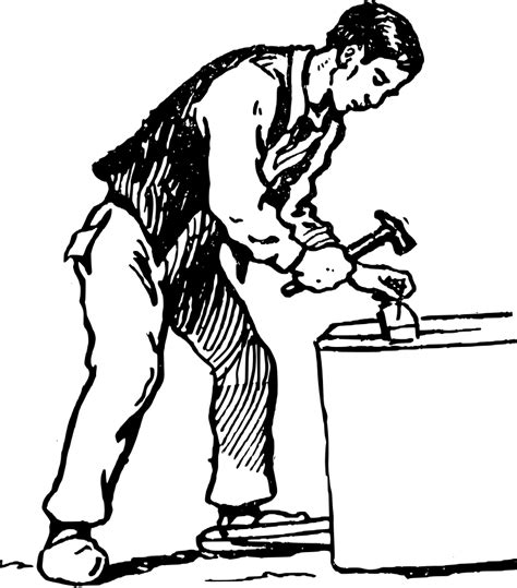 11466 work clipart black and white carpenter png clip arts for web clip arts free png