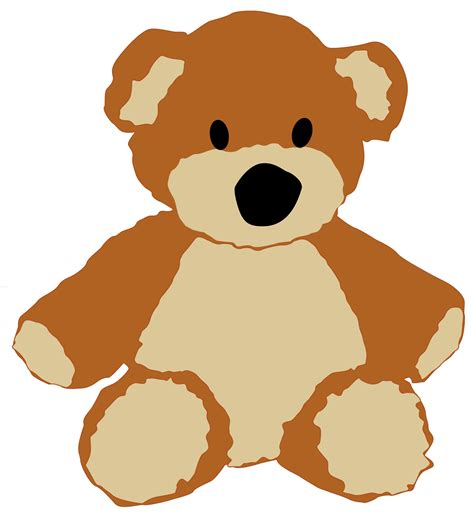 Teddy Clipart Teddy Free Images At Clker Vector Clip