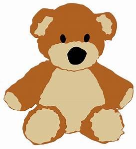 Teddy | Free Images at Clker.com - vector clip art online ...