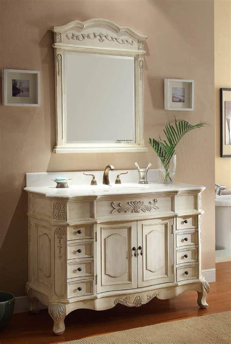 Home Style With White Bathroom Vanities Bathroom