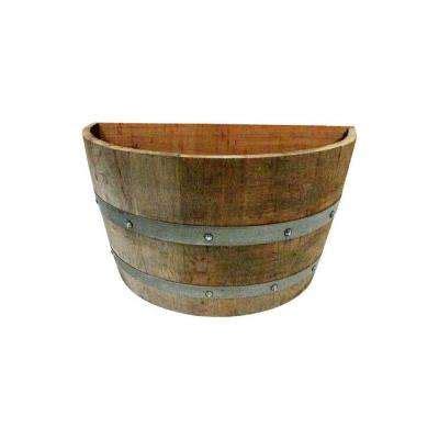 home depot barrel planter barrels pots planters the home depot