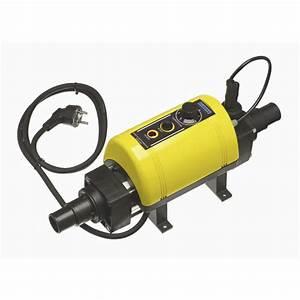 rechauffeur electrique pour piscine nano hs 3000 w leroy With rechauffeur piscine intex leroy merlin