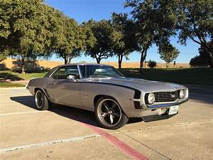 1969 Chevy Camaro Ss Resto Mod With Ls 5 3 And 5 Speed