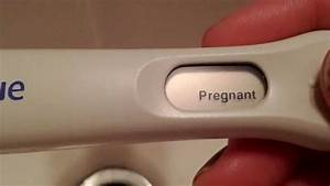 Always Positive Clearblue Digital Pregnancy Test Prank ...