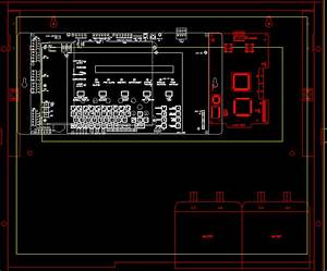 Notifier Fire Panel 640 3d Dwg Model For Autocad  U2013 Designs Cad