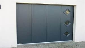 porte de garage coulissante sur mesure pas cher a frejus With porte de garage et portail sur mesure pas cher