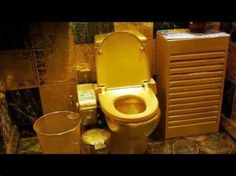golden dress and toilet gifted by saudi king to his dauter