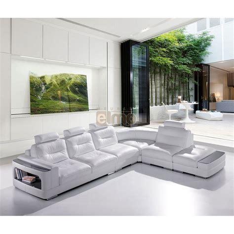 canape d angle solde soldes canapé cuir canapé d 39 angle blanc design