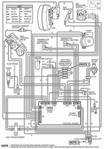 Old Oil Furnace Wiring Diagram