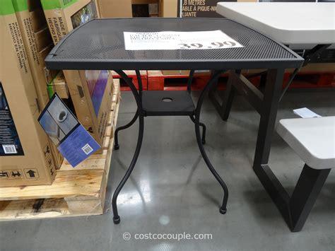 costco patio dining sets vienna 7piece dining set costco