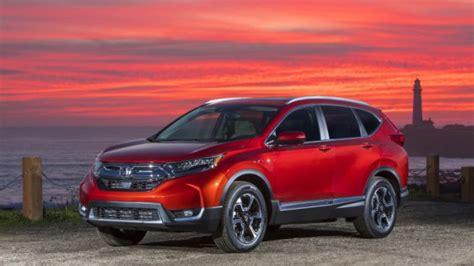 2018 Honda Crv Exl  Honda Overview