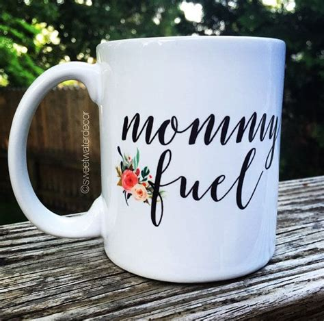 Funny unicorn coffee mug tea cup inspirational quote for women,mamacorn like a normal mom, but more awesome, mug for mama on birthday or christmas coffee mug 11oz $14.99 $ 14. Mommy Fuel Coffee Mug Mom Mug Quote Coffee Mug by sweetwaterdecor | Mugs, Mom coffee cups