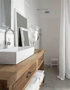 Evier Salle De Bain : id e d coration salle de bain salle de bain meuble ~ Dailycaller-alerts.com Idées de Décoration
