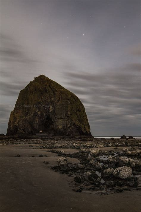 cannon beach and haystack rock ben coffman photography