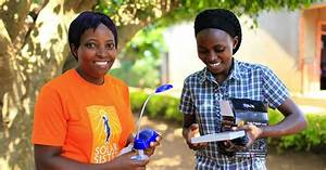 Solar Sister: Future is bright for Africa's women ...
