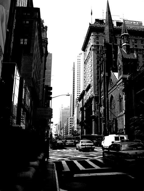 New York Blackwhite By Vaniny On Deviantart