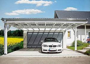 Garage Mauern Preis : experten ratgeber aufbau und kosten von solarcarports ~ Frokenaadalensverden.com Haus und Dekorationen