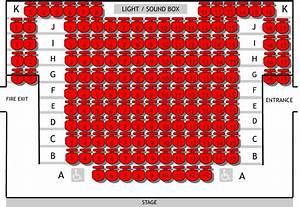 Seat Plans Hillingdon Theatres