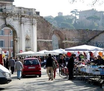 mercatini  roma porta portese il primo mercato