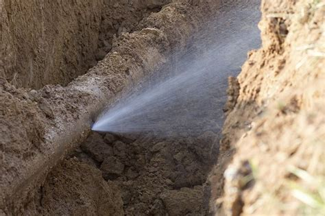 California Water Agencies Don't Know How Much Their Pipes