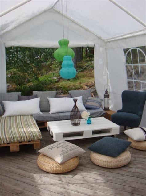 pub canapé salon de jardin en palette 21 idées à découvrir