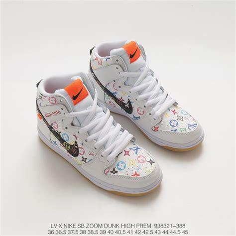 Nike Sb Dunk High Supreme,Deadstock Release LV x SUPREME x ...