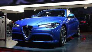 Alfa Romeo Giulia Quadrifoglio Occasion : alfa romeo giulia veloce going to give stiff competition to quadrifoglio drivers magazine ~ Gottalentnigeria.com Avis de Voitures