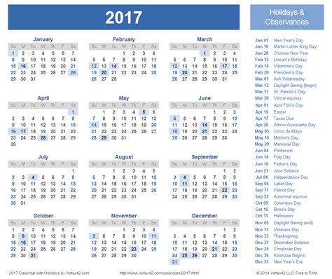 2017 calendar template pdf november 2017 calendar printable pdf 2017 printable calendar
