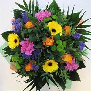Bilder Von Blumenstrauß : blumenstrau color mix von g rtner p tschke ~ Buech-reservation.com Haus und Dekorationen