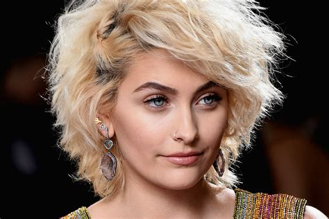 Portfolio | IMG Modelsimgmodels.com › parisjacksonBorn in Beverly Hills, California Paris Jackson has become a formidable force in the modeling and entertainment industries as ... The daughter of pop legend Michael Jackson, Paris began modeling after being named in PEOPLE... Read moreBorn in Beverly Hills, California Paris Jackson has become a formidable force in the modeling and entertainment industries as both an activist and actor. The daughter of pop legend Michael Jackson, Paris began modeling after being named in PEOPLE Magazine's Most Beautiful list. In 2017, her career reached a fever pitch after appearing on the cover of Rolling Stone magazine and subsequently signing with IMG Models. Paris has since appeared on the cover of L'Uomo Vogue, Vogue Brazil, Vogue Australia shot by Patrick Demarchelier, CR Fashion Book shot by Mario Sorrenti, Teen Vogue by Hedi Slimane,... HideParis Jackson | IMG Modelsimgmodels.com › parisjackson/london…Paris Jackson. img-download-pdf. img-model-stats. ... Hair Color. Blonde. Paris Jackson. Read moreParis Jackson. img-download-pdf. img-model-stats. News. img-model-sharethis. Download Portfolio. Portrait. ... Hair Color. Blonde. Paris Jackson. portfolio. Portfolio. Hide(document.querySelector(