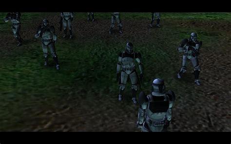 commander wolffe  wolfpack image clones  war mod