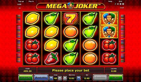 Play Mega Joker FREE Slot   Novomatic Casino Slots Online