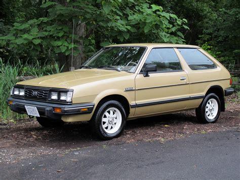 Subaru Gl by Hatch Heaven 187 1984 Subaru Gl