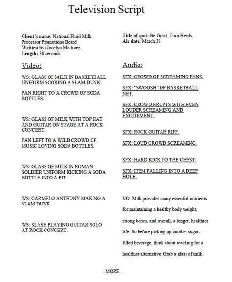 tv script template screenplay template for word script outline template